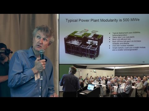 ThorCon: A Thorium Molten Salt Reactor System that can be built Now -by Lars Jorgensen @ TEAC7