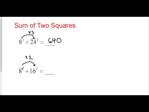 Sum of Two Squares