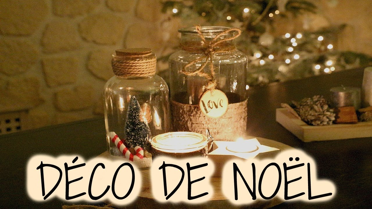 D corations de no l youtube for Youtube decoration de noel