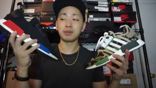 REAL VS FAKE ADIDAS NMD UNAUTHORIZED AUTHENTIC COMPARISON TO RETAIL BAPES AND OGS