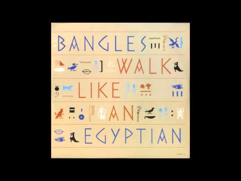 Bangles - Walk Like An Egyptian INSTRUMENTAL