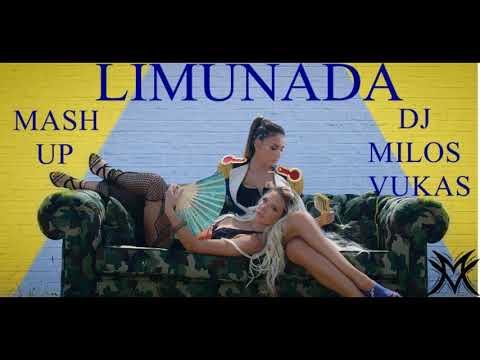 EMINA JAHOVIC FT MILICA TODOROVIC LIMUNADA MASH UP DJ MILOS VUKAS 2017