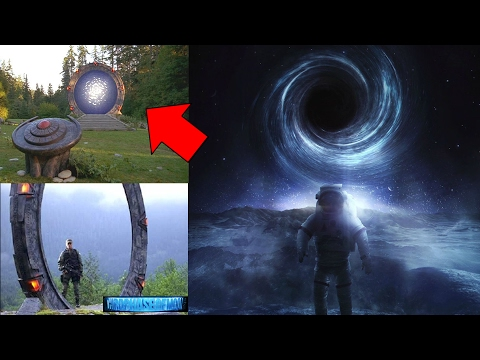 WOW!! Stargate Opens In Woman's Back Yard!? Alien UFO Abduction!! 1/31/17