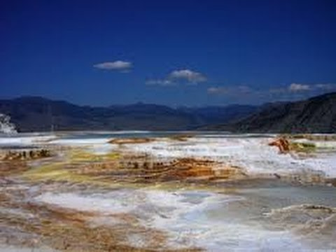 Yellowstone National Park,Montana United States