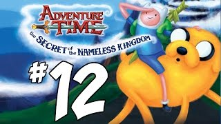 Adventure Time: The Secret of the Nameless Kingdom - PART 12 - Dream Temple & The Hero Gauntlet!!!