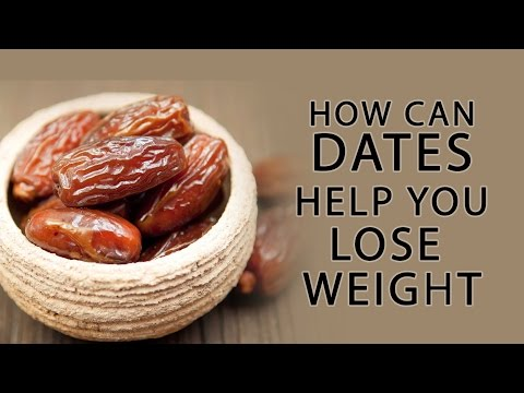 How Can Dates Help You Lose Weight | Benefits Of Having Dates - Health Tips