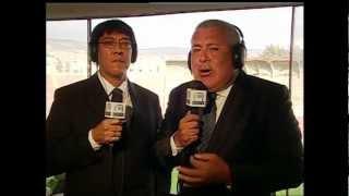 (GolTV & Global TV) Melgar FBC 2:1 Universitario de Deportes