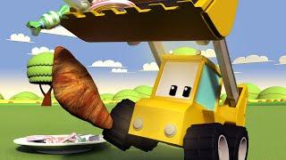 Der Süßigkeitenladen - Lerne mit den kleinen Trucks 👶 🚚 Lehrreiche Cartoons für Kinder