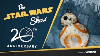 StarWars.com Turns 20, Sphero BB-8 Force Band Obstacle Course, Dr. Aphra #2 | The Star Wars Show