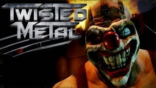 Twisted Metal - All Cutscenes PS3 1080p