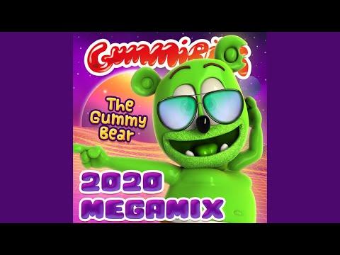 Gummibär MEGAMIX 2020 • Gummy Bear Live DJ MIX • 20 Songs in 20 Minutes