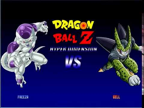 cell vs freeza incredible fight amazing powers 2018 latest