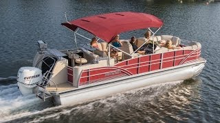 Godfrey Pontoon Boats | Sanpan 2500 Bar | Performance Rough & Salt Water Pontoon