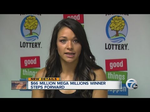 $66 million Mega Millions winner steps forward