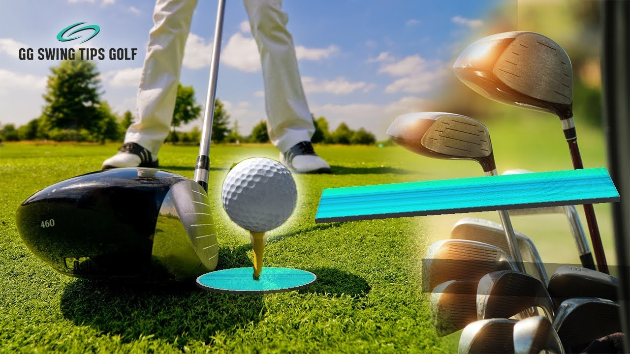 Shallow your Golf Swing and Club Face with our Easy