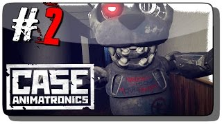 CASE: Animatronics Прохождение на русском #2 ● ИНДИ ХОРРОР
