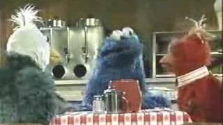 "Sesame Street - Monsterpiece Theater ""Twin Beaks"""
