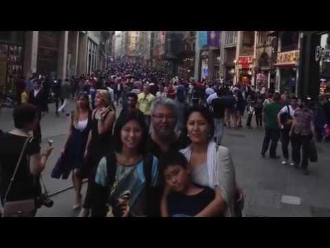 Day trip from Kadikoy to Taksim, Istanbul Turkey (tibetannomads.com)