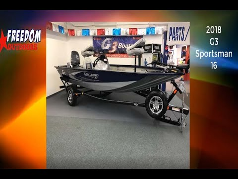 G3 Sportsman 16 Boat Indianapolis