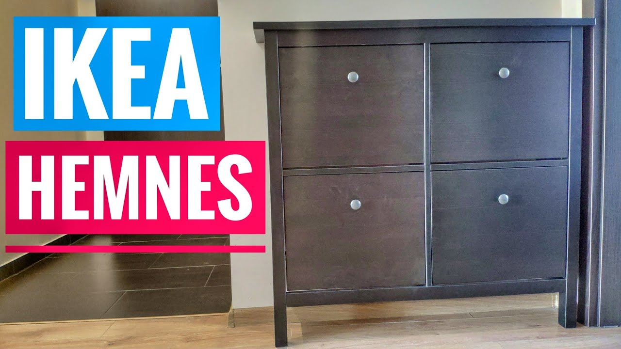 IKEA HEMNES - how to install, Unboxing [4K UltraHD]