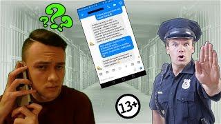 SOUSED zavolal POLICII ?!? | PÍŠU TEXTEM PÍSNÍ #6 [13+]