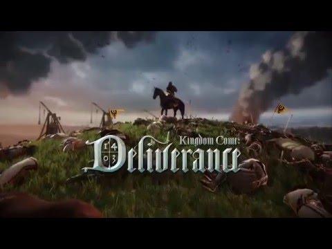 Поиграл в Kingdom Come: Deliverance - историческая РПГ без магии и драконов. От создателей Мафии.
