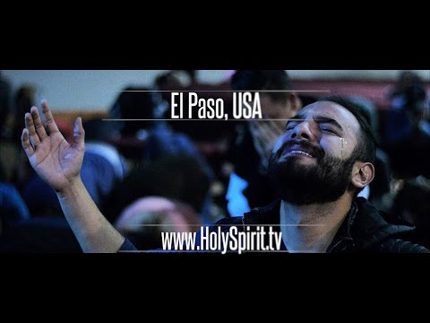 Fire of Holy Spirit and Miracles in El Paso, USA!!