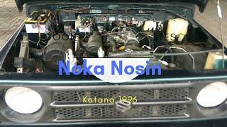 Suzuki Katana 1996, letak nomor rangka dan mesin. 2WD ya gan