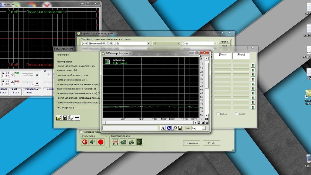 Качественный темброблок на NE5532 - АЧХ, замеры искажений, прослушивание