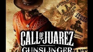 Let's play: Call of Juarez Gunslinger [PL] #10 - Dynamit & Kid Curry