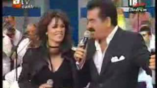 Ibrahim Tatlises ve Yasmin Levy CANLI seni sana birakmam