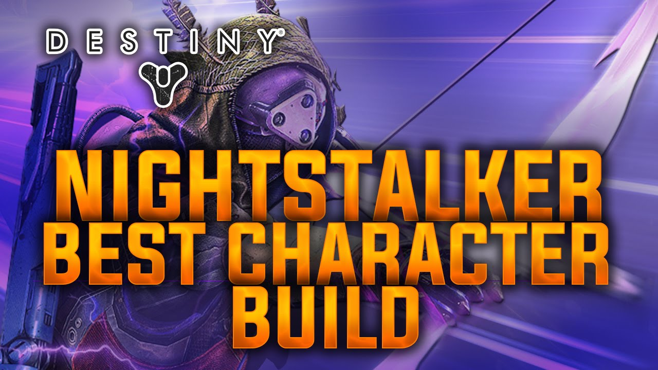 Destiny Best Character Build
