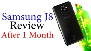 Samsung Galaxy J8 Review After One Month