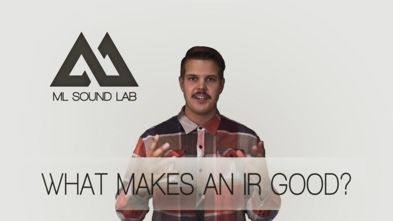 Why Do Ml Sound Lab Ir S Sound So Good Youtube