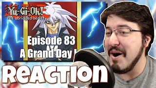 SUPER SPEACIAL AWESOME FILLER ARC!!!, Yugioh Abridged Ep. 83: #Review and #Reaction