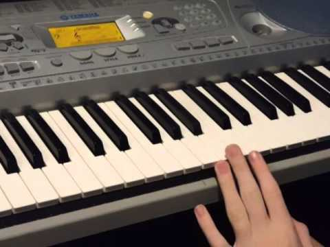 Thunder Road On Piano By Bruce Springsteen On Piano