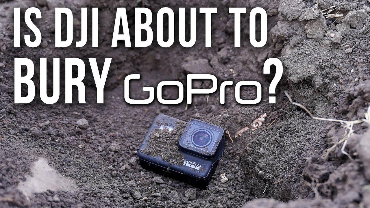 DJI Action Camera Rumors  Should GoPro be Worried?