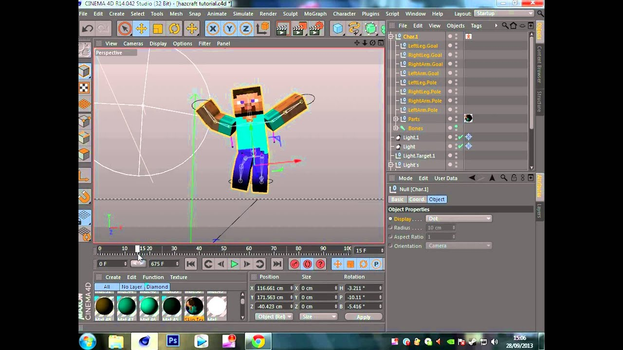 C4d Character Template Its Your Template