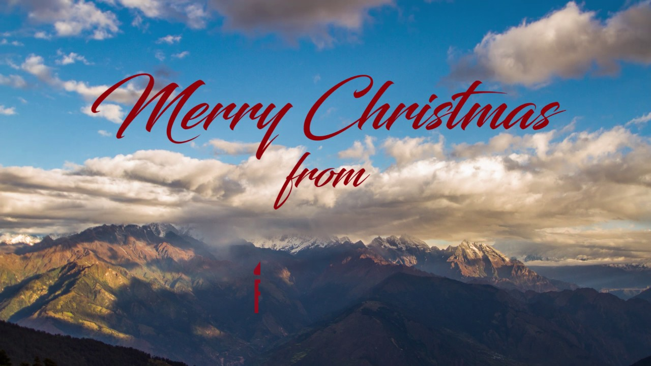 Merry Christmas From Nepal