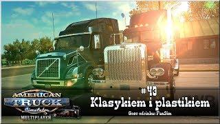 "American Truck Simulator - #43 ""Klasykiem i plastikiem"""
