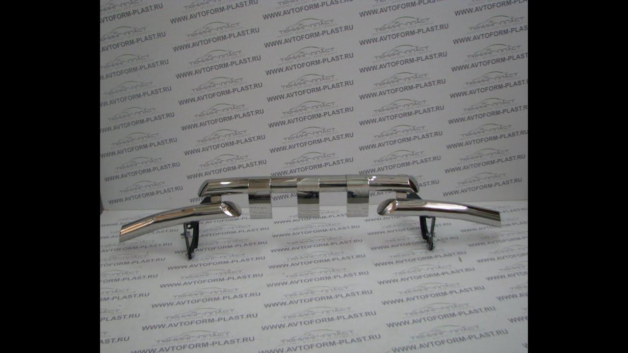 инструкция по установке дхо на рено дастер