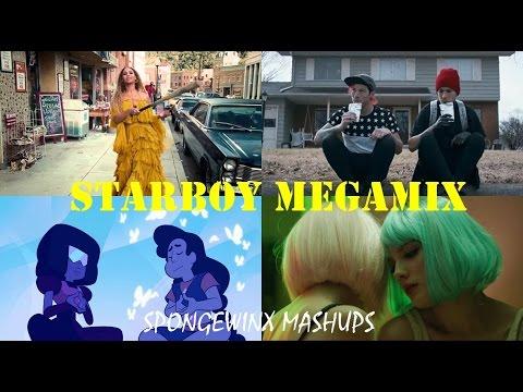 StarBoy Megamix (The Weeknd ft Daft Punk...