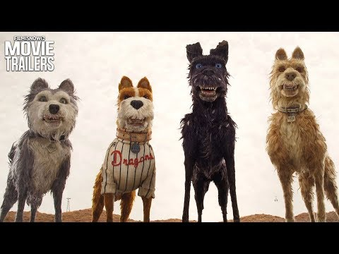 Thumbnail: ISLE OF DOGS | First trailer for Wes Anderson's Stop-Motion Animated Movie