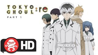 Tokyo Ghoul:Re Season 3 Part 1 | Available on DVD and Blu-ray Now!