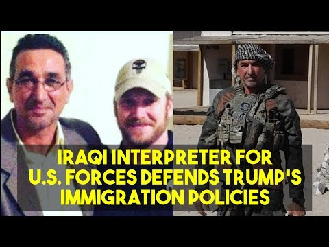 Chris Kyle's Iraqi Interpreter Just Got His Citizenship — He Has Some Things To Say About Trump's Immigration Policy