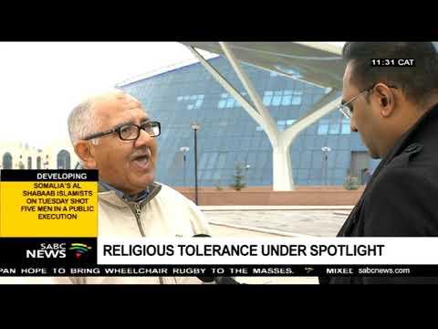 Religious tolerance under spotlight