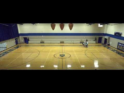 The Ambrose School vs. Vision Charter Varsity Varsity Womens' Volleyball