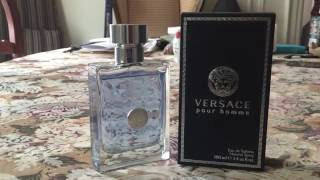 VERSACE Pour Homme update/review Best Summer Frangrance?
