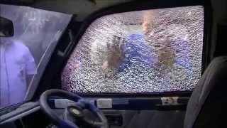 Modus Pencurian Dengan Cara Memecahkan Kaca Mobil Bermodal Busi Bekas