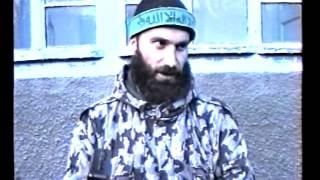 Укронационалисты в гостях у чеченских террористов(Архивные кадры о поездке делегации украинских националистов в Чечню в 1995 г. и их встречах с чеченскими терр..., 2013-06-28T19:59:25.000Z)